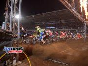 Australian Supercross AUS X Auckland ImgeAM SXStartGateRear