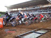 Australian Supercross AUS X Auckland ImgeAM SXstart