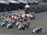 FIM CEV Repsol Valencia Rnd Moto Start Cover