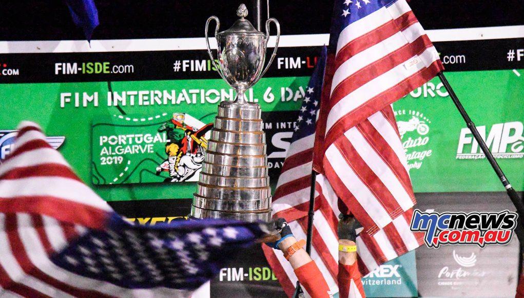 ISDE Day ImageDarioAgrati Trophy USA
