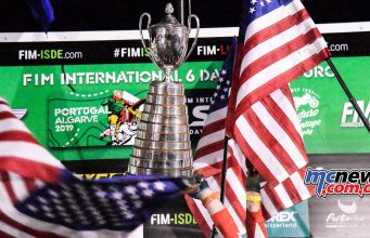 ISDE Day ImageDarioAgrati Trophy USA