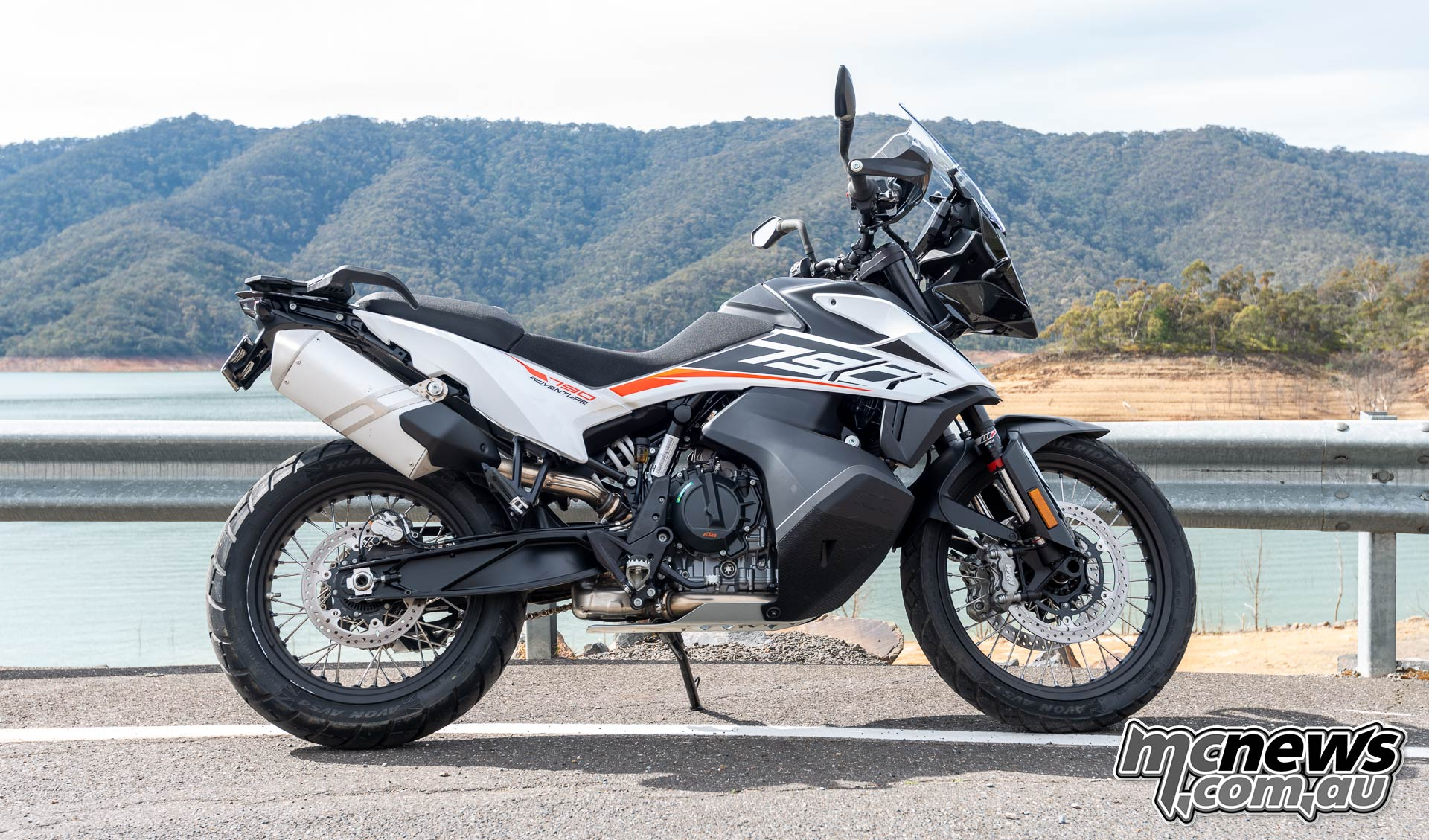 2019 Ktm 790 Adventure Review Motorcycle Test Mcnews