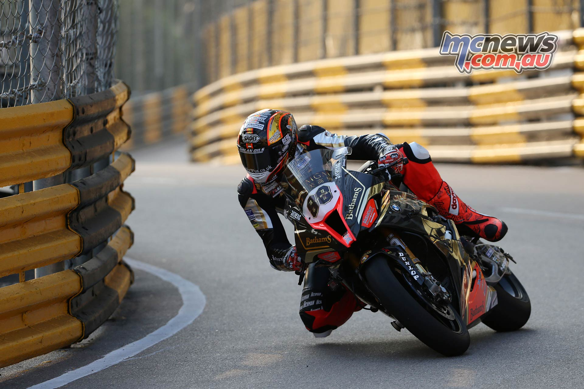 Macau GP Peter Hickman