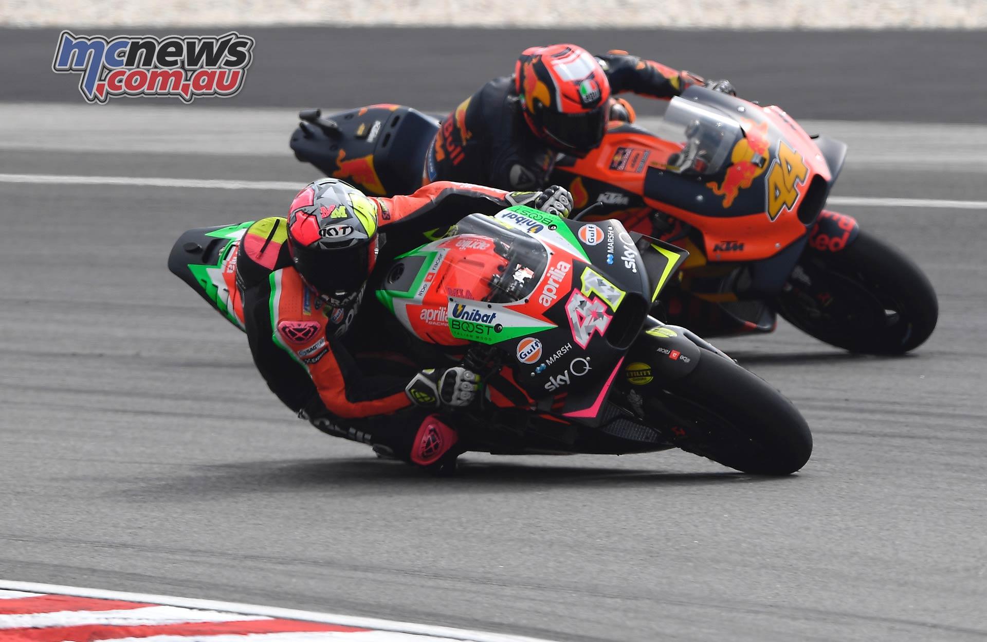 MotoGP Rnd Malaysia Aleix Espargaro