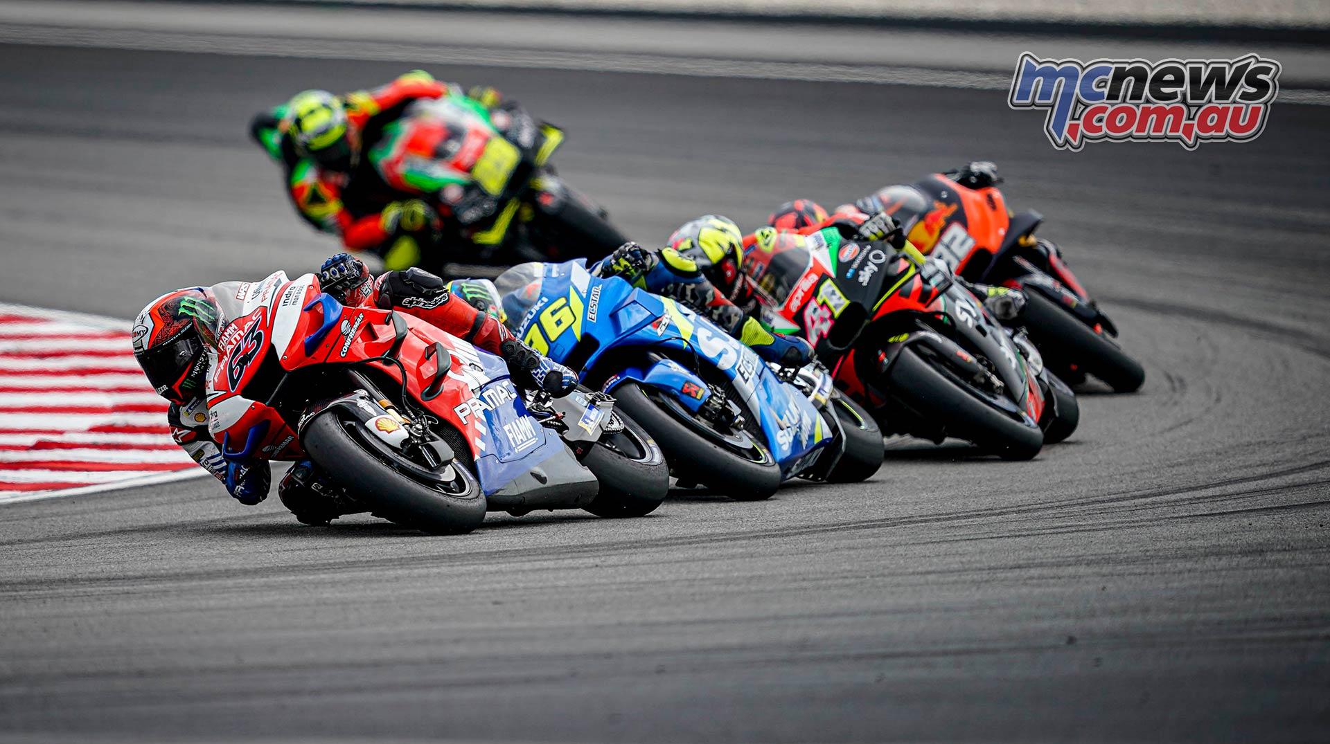 MotoGP Rnd Malaysia Bagnaia Mir Aleix