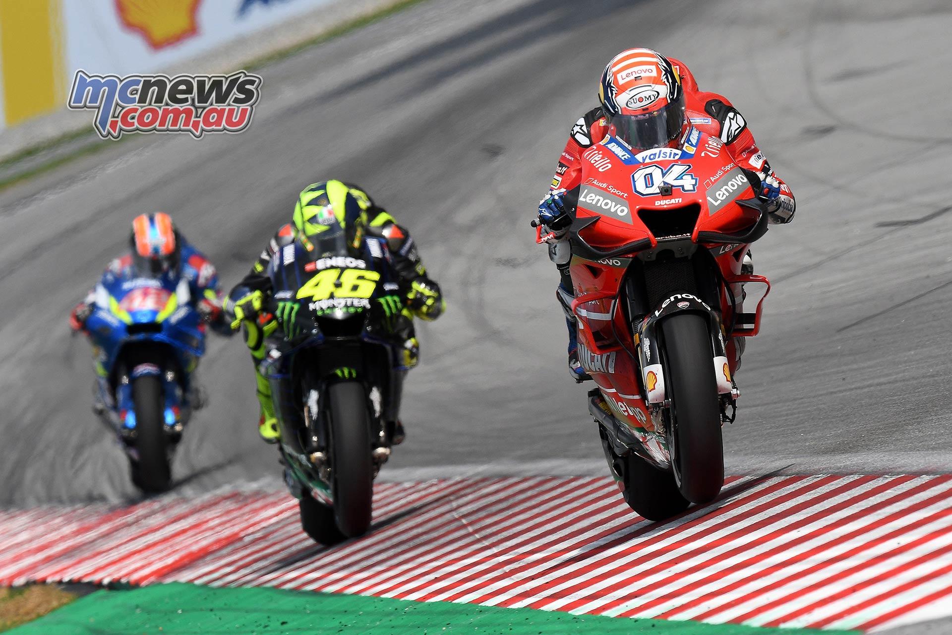 MotoGP Rnd Malaysia Dovi Rossi Rins