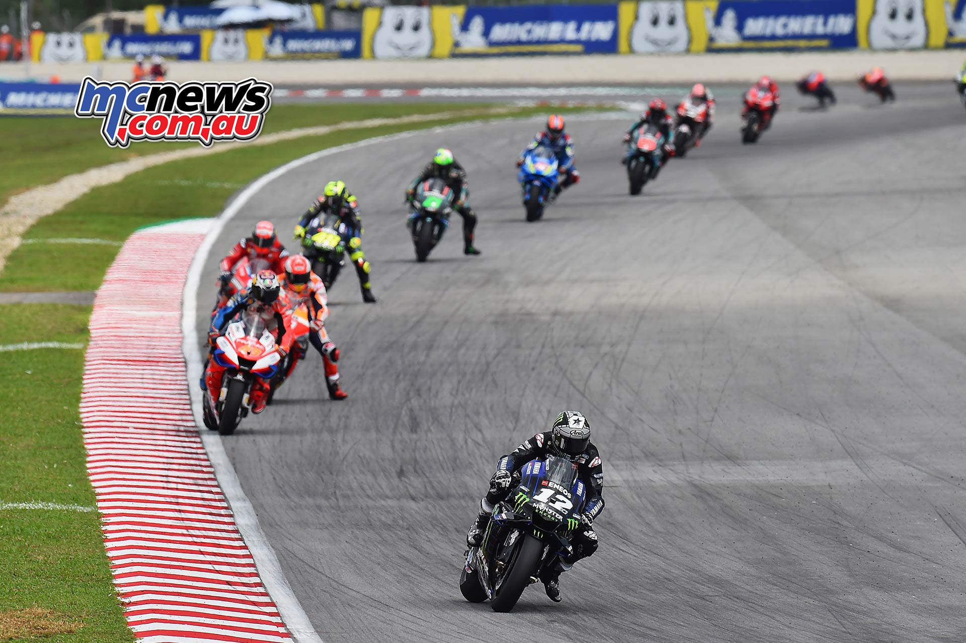 MotoGP Rnd Malaysia Erly Vinales