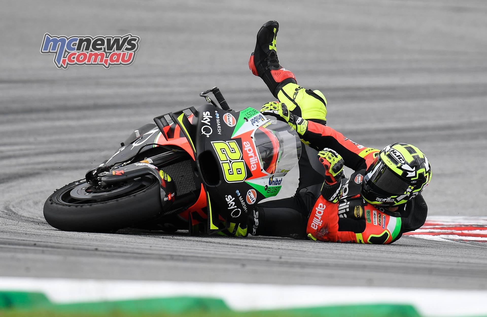 MotoGP Rnd Malaysia Iannone