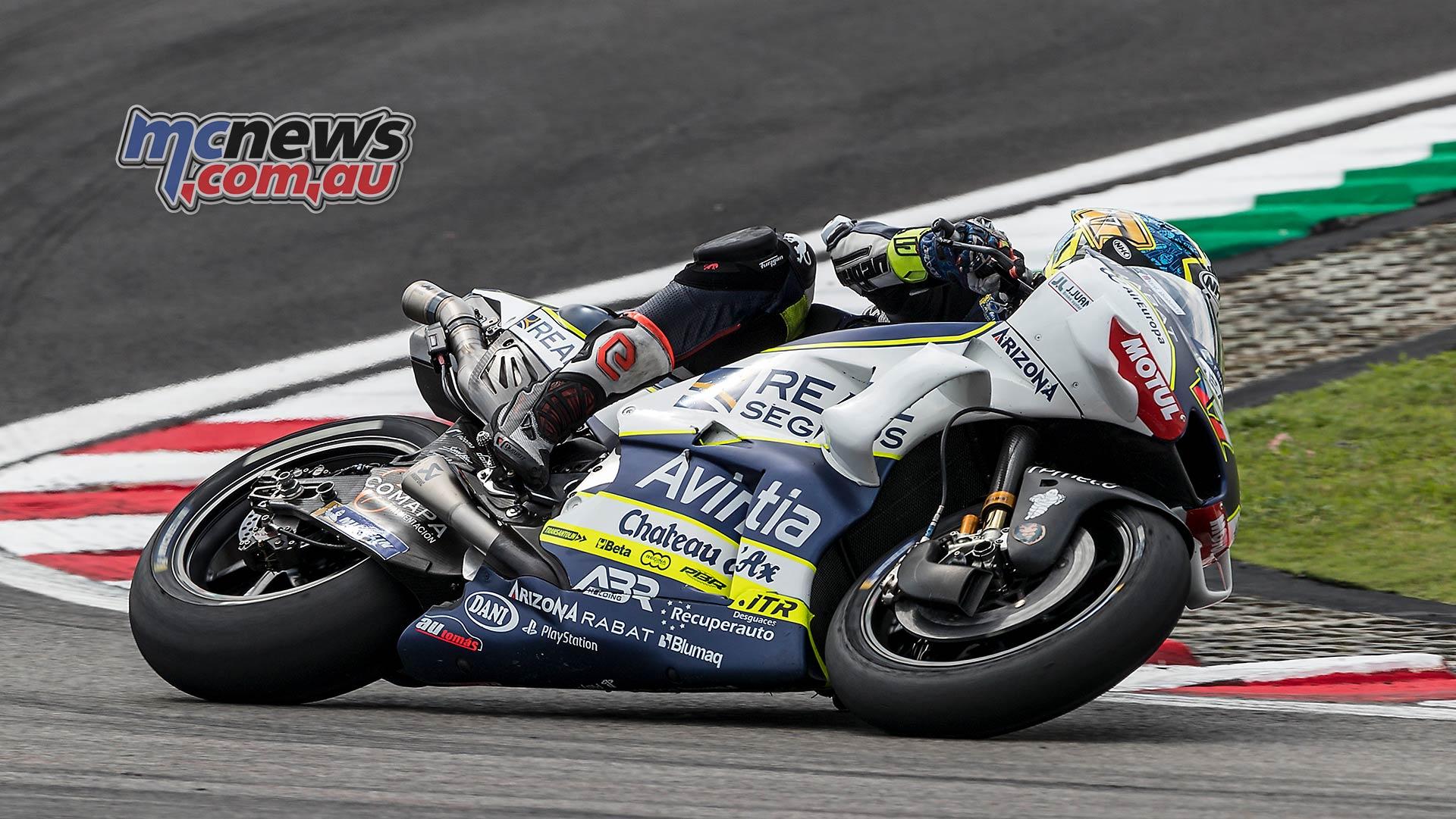 MotoGP Rnd Malaysia Karel Abraham