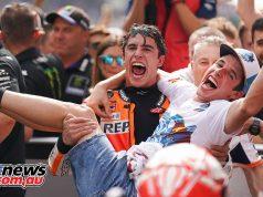 MotoGP Rnd Malaysia Marquez Alex Marc