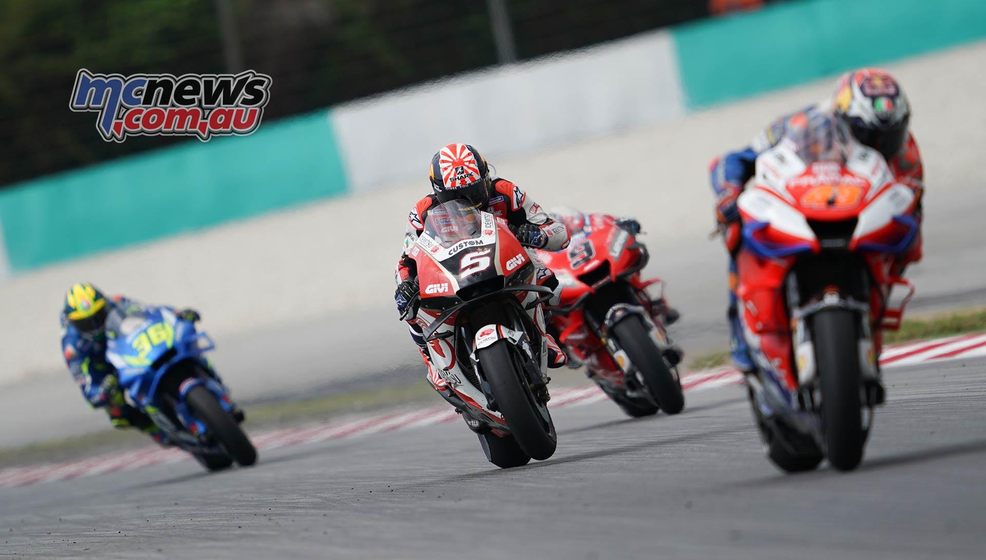 MotoGP Rnd Malaysia Miller Zarco
