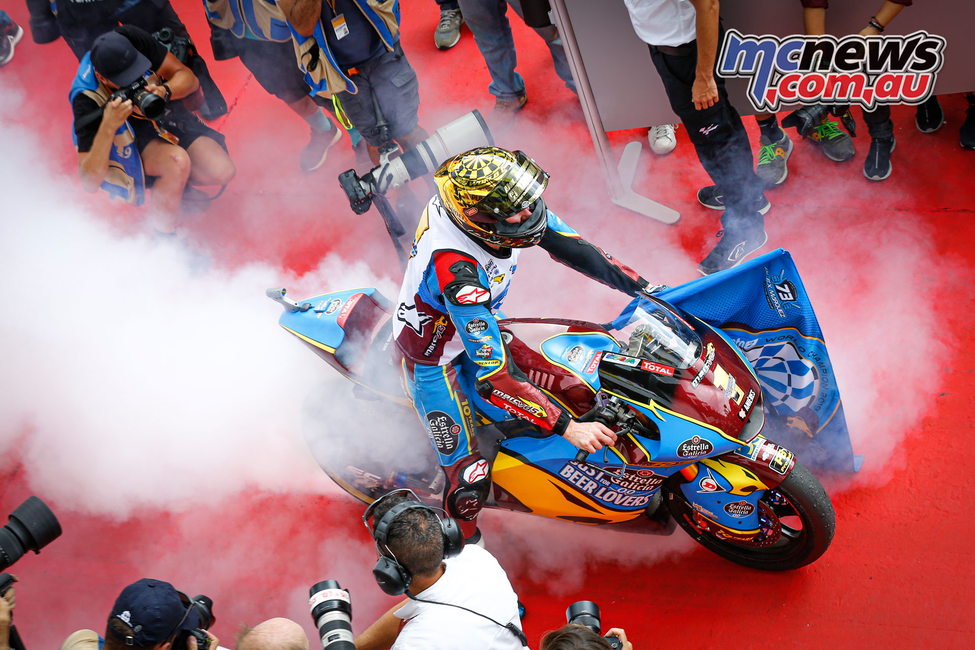 MotoGP Rnd Malaysia Moto Alex Marquez