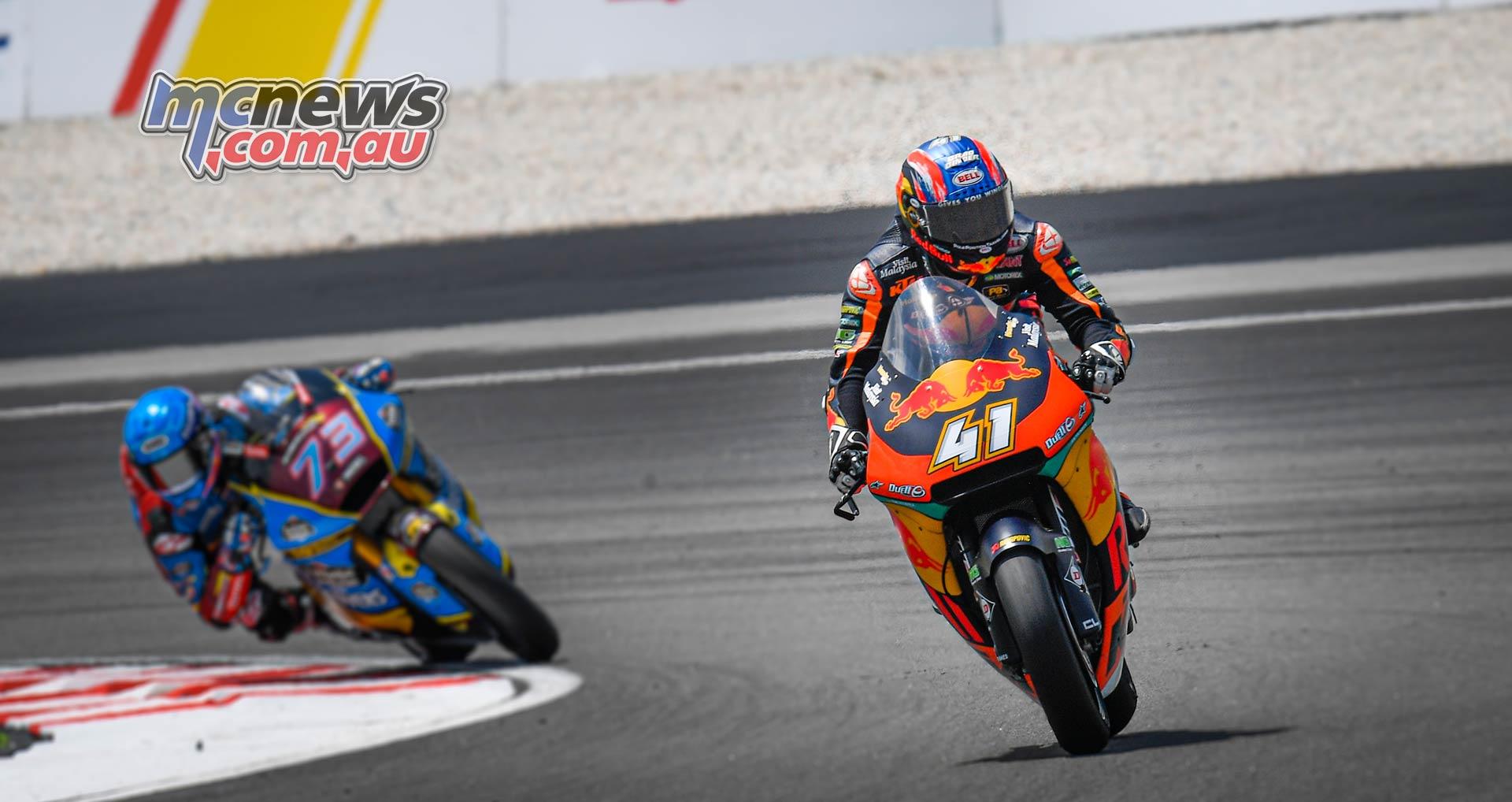 MotoGP Rnd Malaysia Moto Binder Marquez
