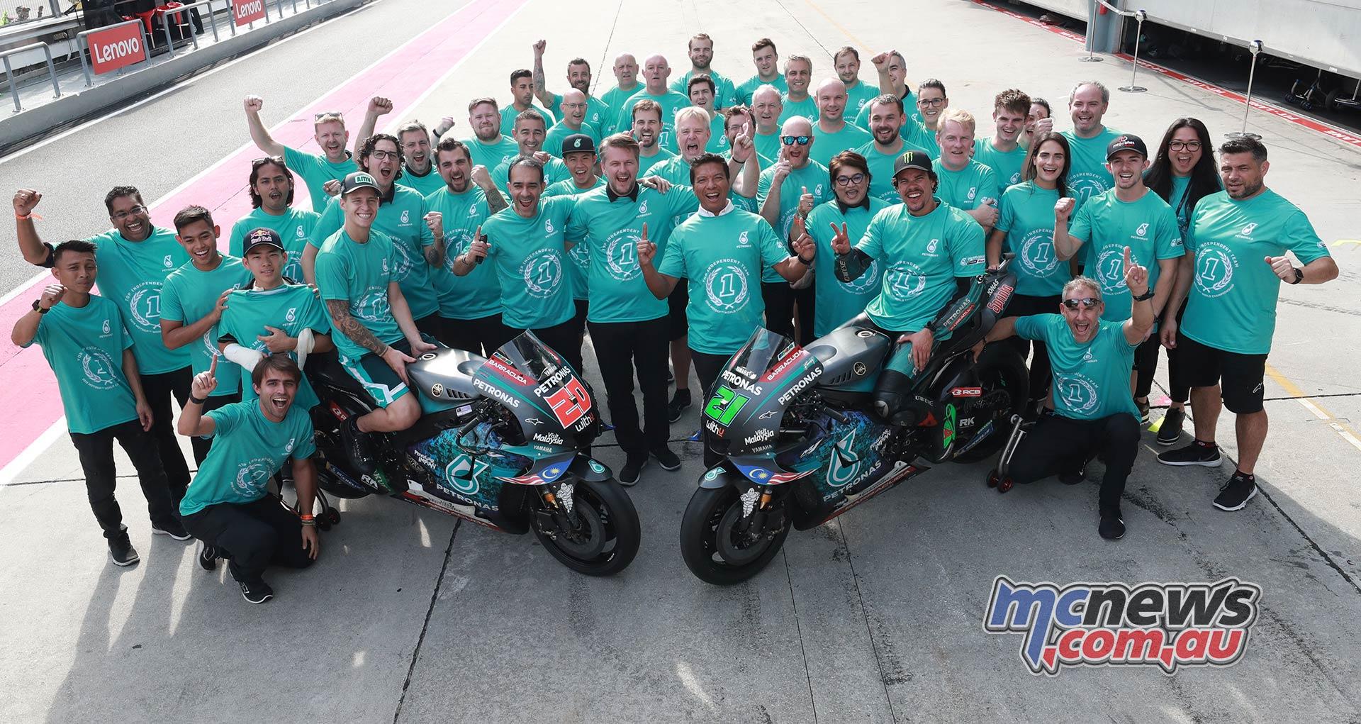 MotoGP Rnd Malaysia Petronas SRT Sepang