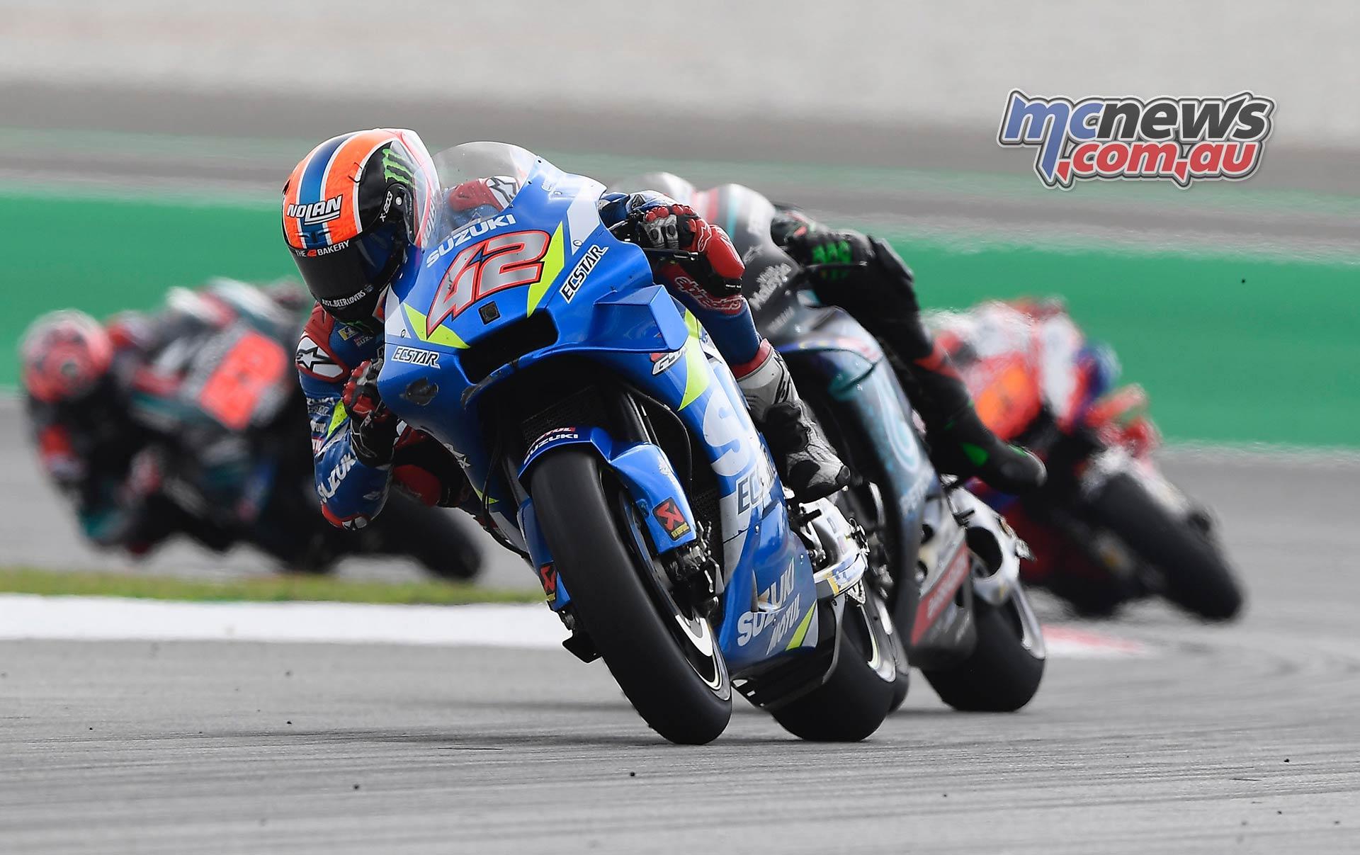 MotoGP Rnd Malaysia Rins