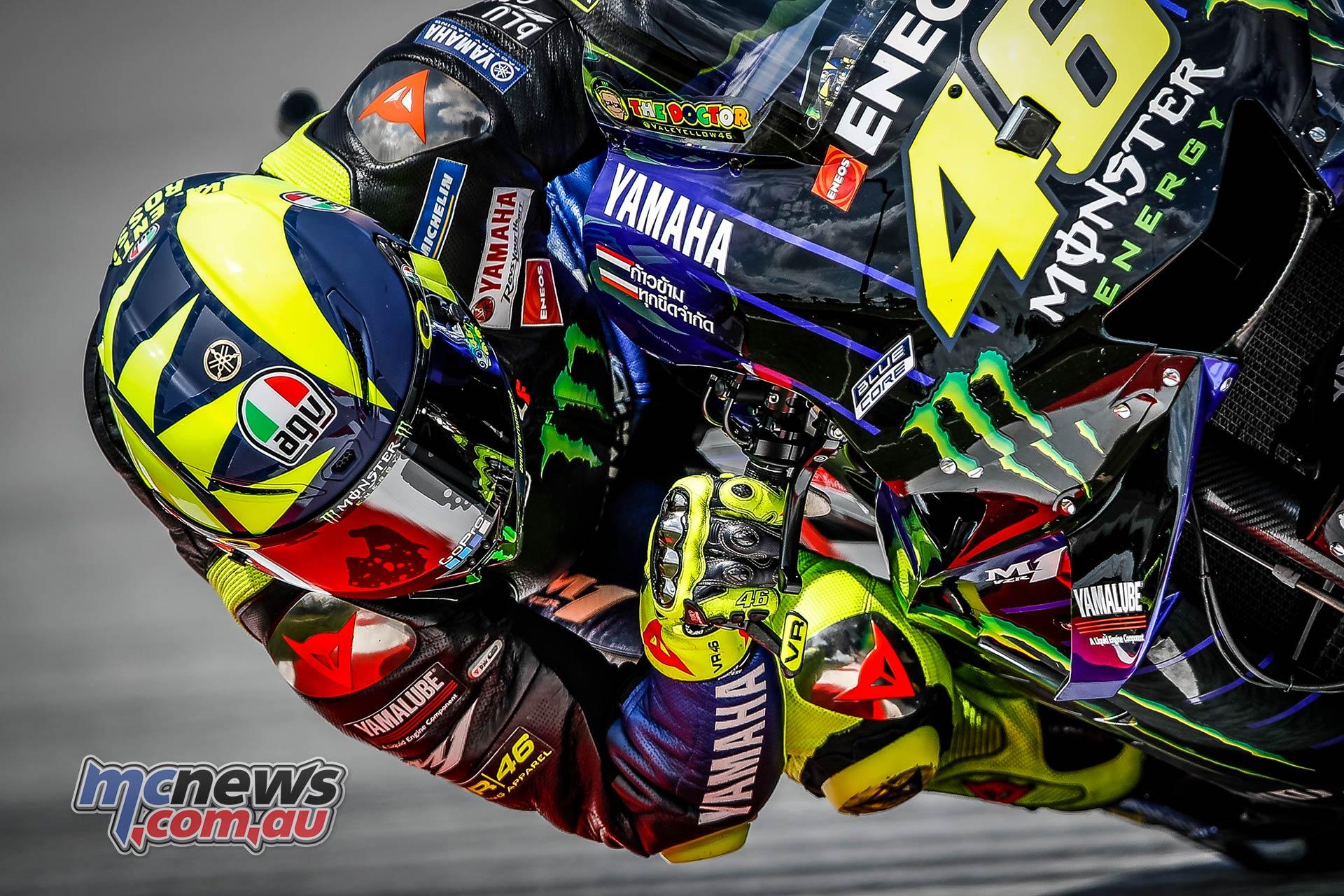 MotoGP Rnd Malaysia Rossi