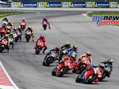 MotoGP Rnd Malaysia Start