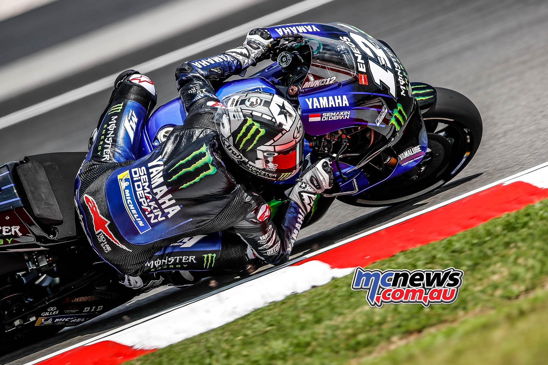 MotoGP Rnd Malaysia Vinales