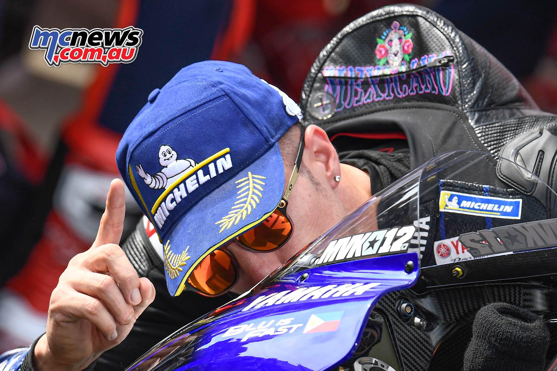 MotoGP Rnd Malaysia Vinales ap