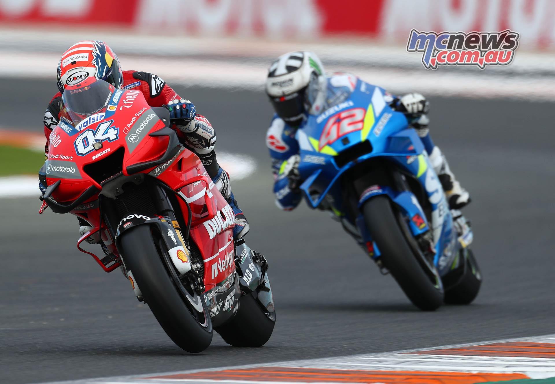 MotoGP Rnd Valencia Dovizioso GP AN