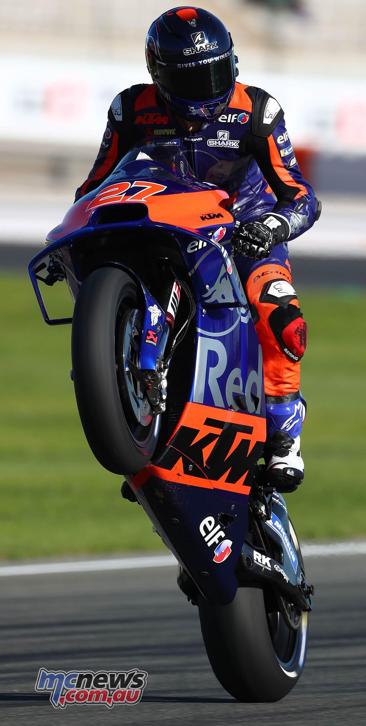 MotoGP Rnd Valencia Lecuona GP AN