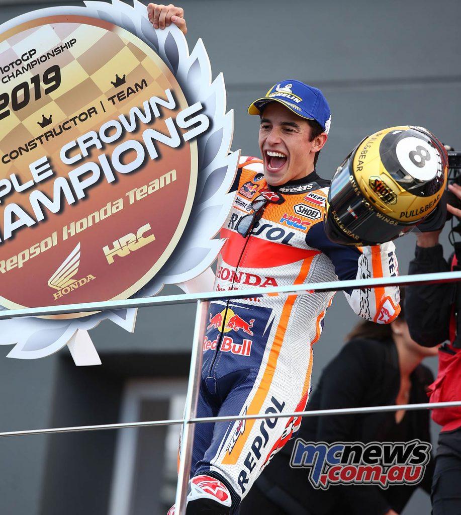 MotoGP Rnd Valencia Marquez GP AN