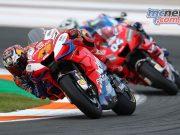 MotoGP Rnd Valencia Miller GP AN