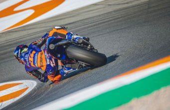 MotoGP Rnd Valencia QP Iker Lecuona KTM RC