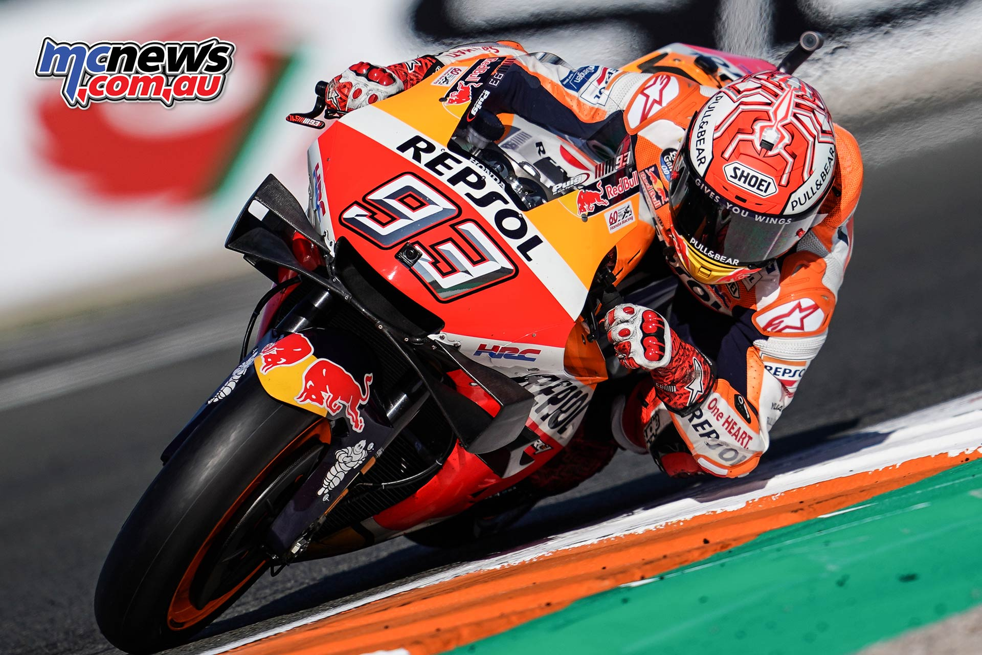 MotoGP Rnd Valencia QP Marquez