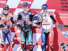 MotoGP Rnd Valencia QP MotoGP Qualifying