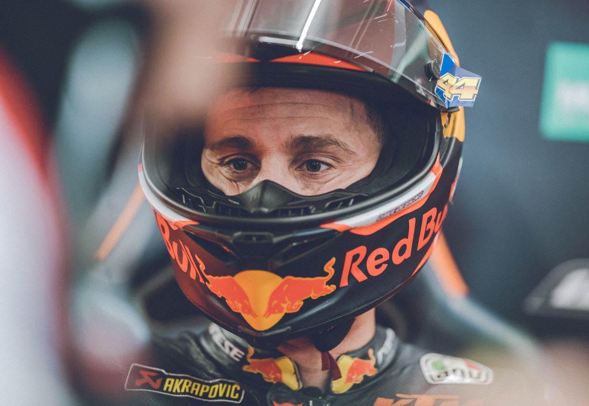 MotoGP Rnd Valencia QP Pol Espargaro