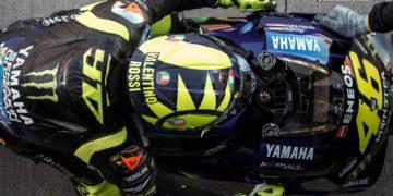 MotoGP Rnd Valencia QP Rossi