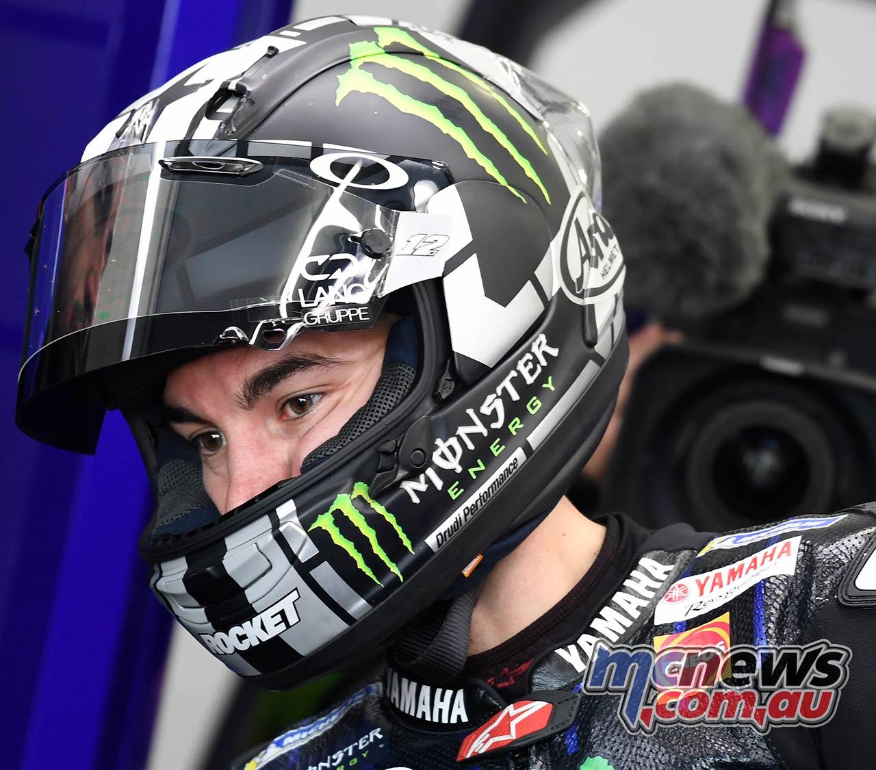 MotoGP Rnd Valencia QP Vinales