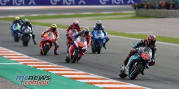 MotoGP Rnd Valencia Quartararo GP AN
