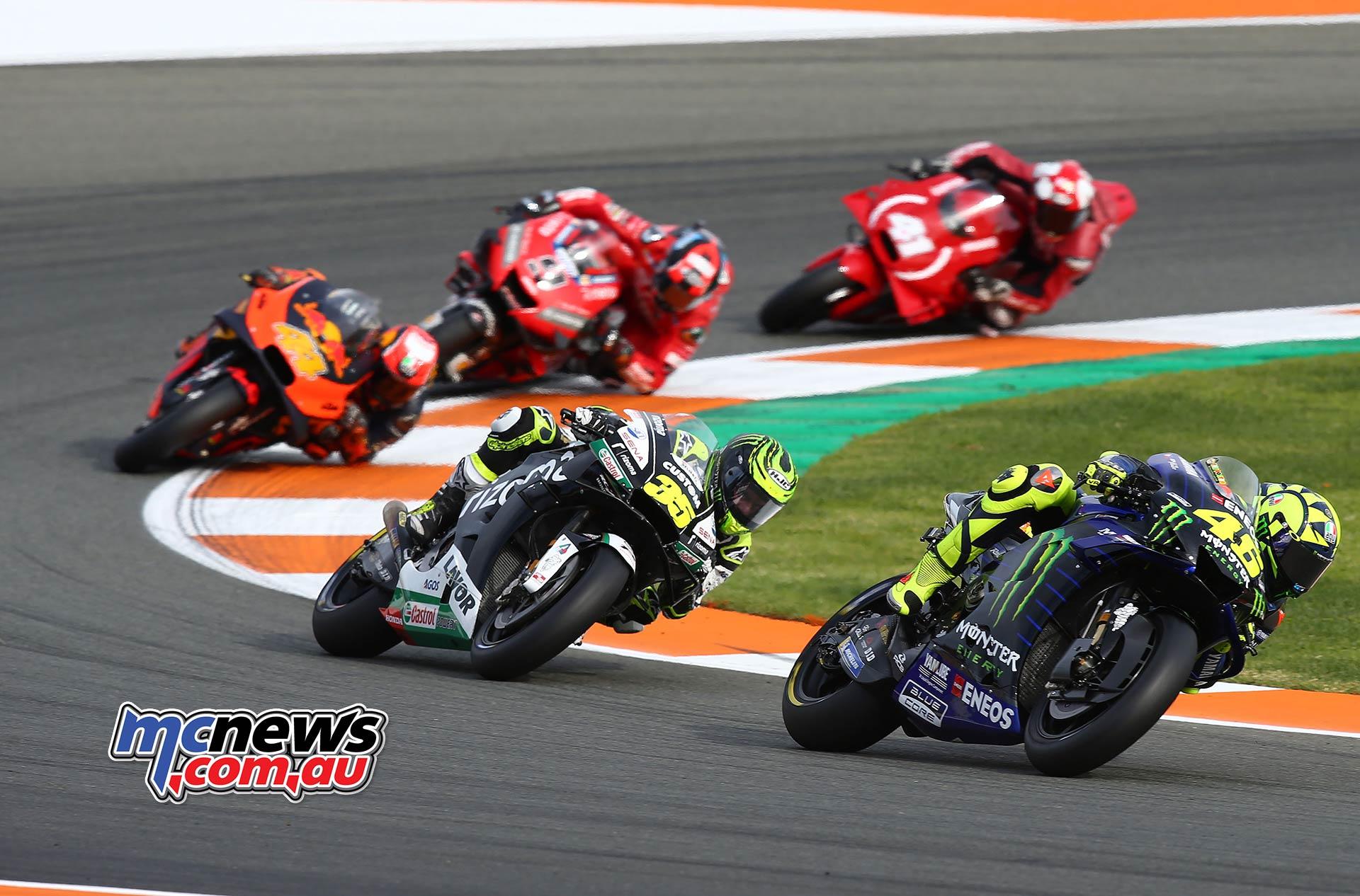MotoGP Rnd Valencia Rossi GP AN