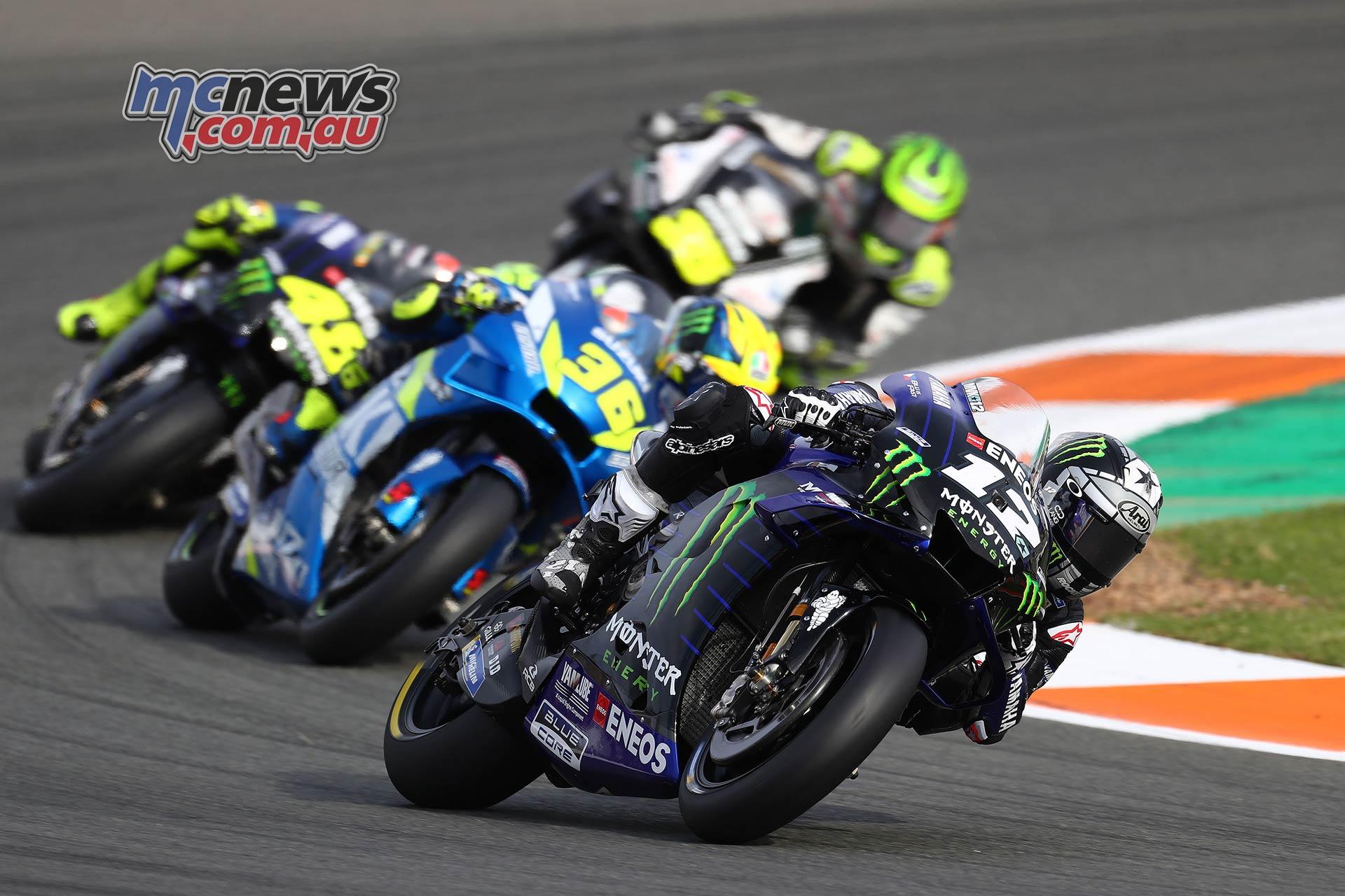 MotoGP Rnd Valencia Vinales GP AN