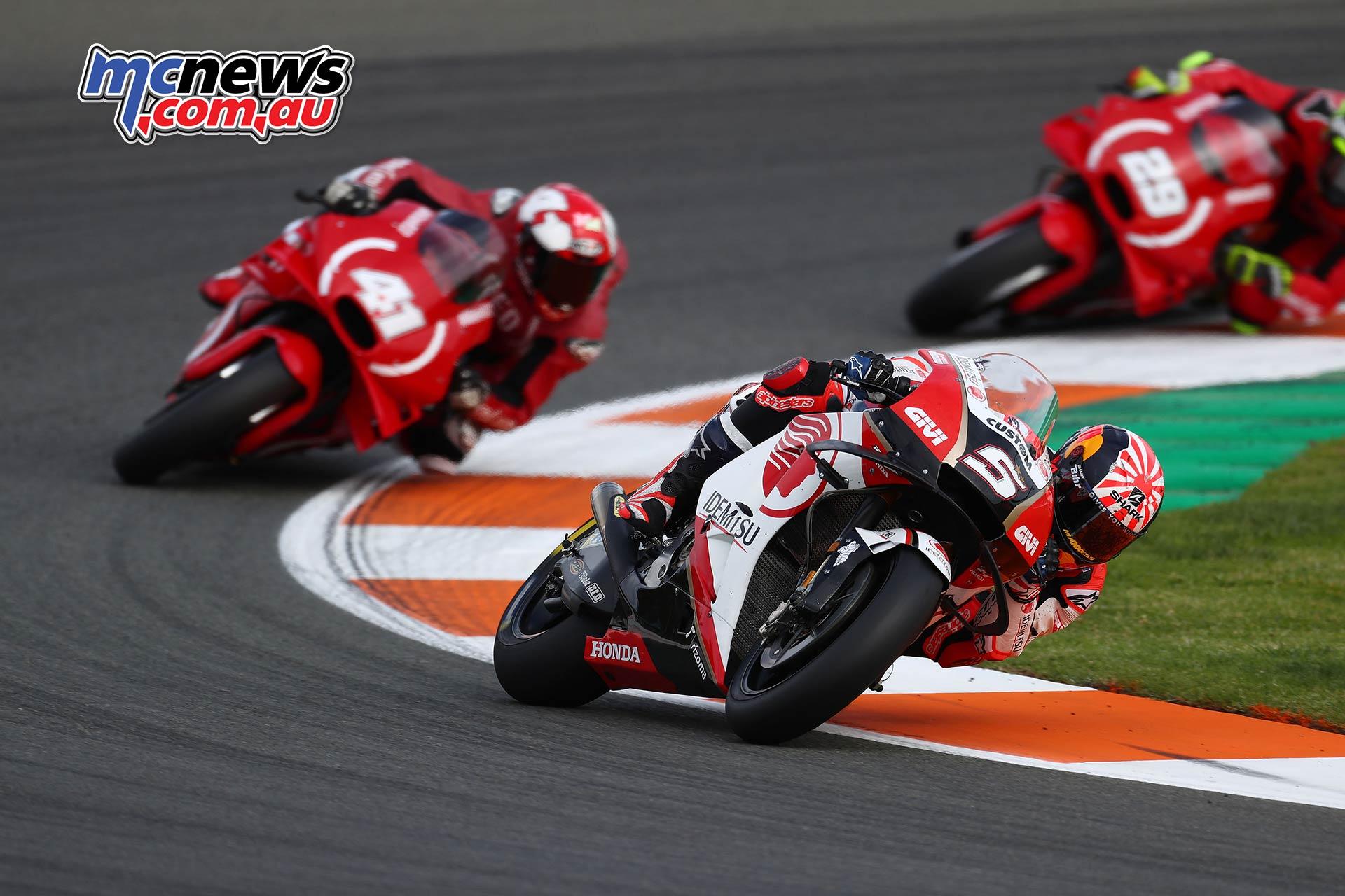 MotoGP Rnd Valencia Zarco GP AN