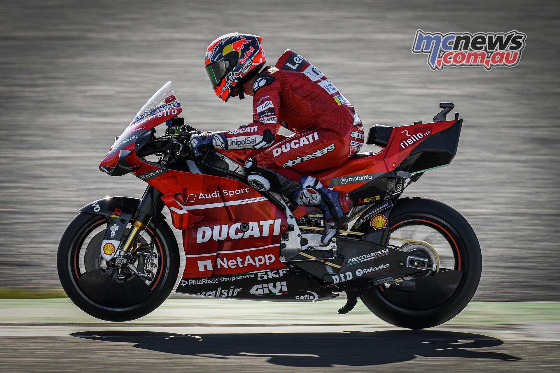 MotoGP Round Valencia Day Dovizioso