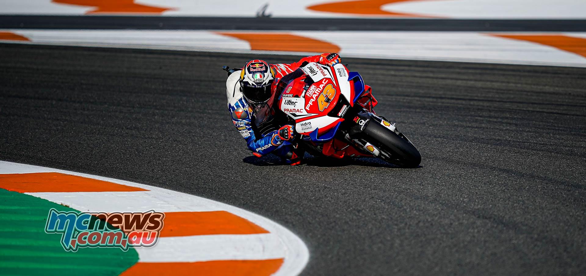 MotoGP Round Valencia Day Miller