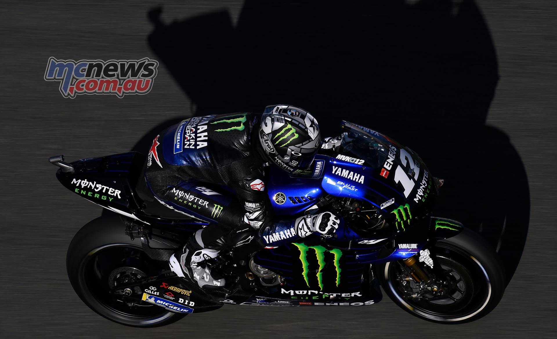 MotoGP Round Valencia Day Vinales