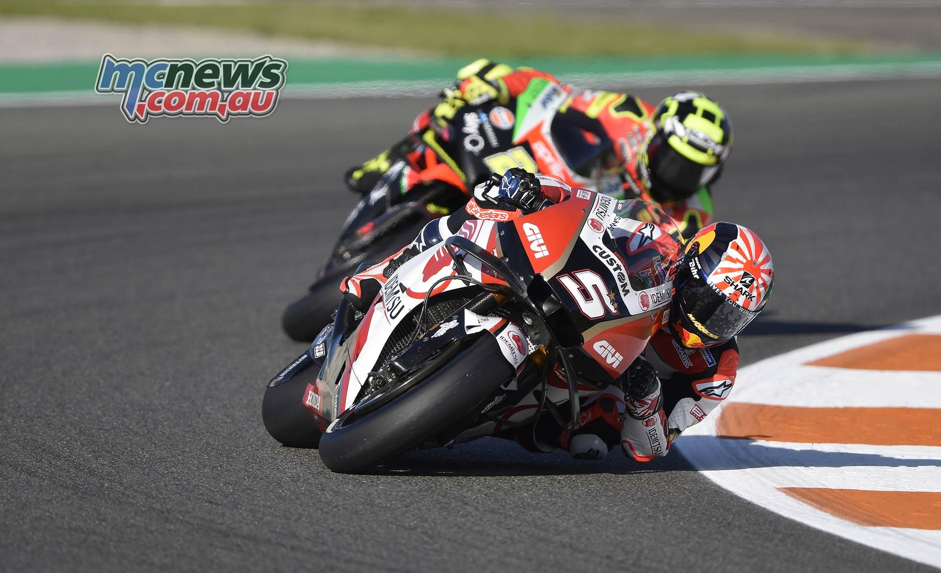 MotoGP Round Valencia Day Zarco