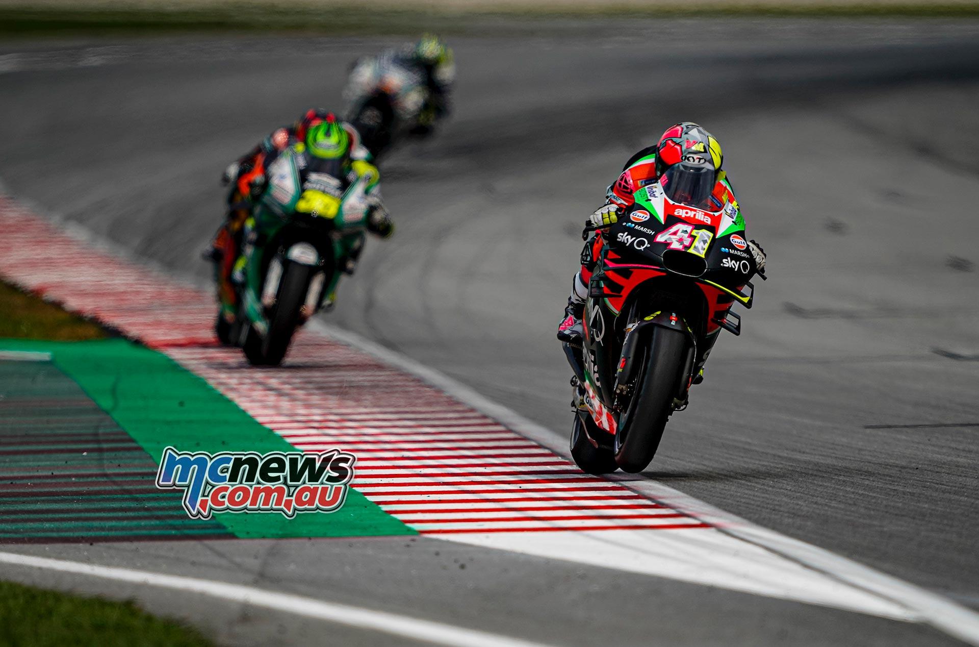 MotoGP Sepang Fri Aleix Espargaro