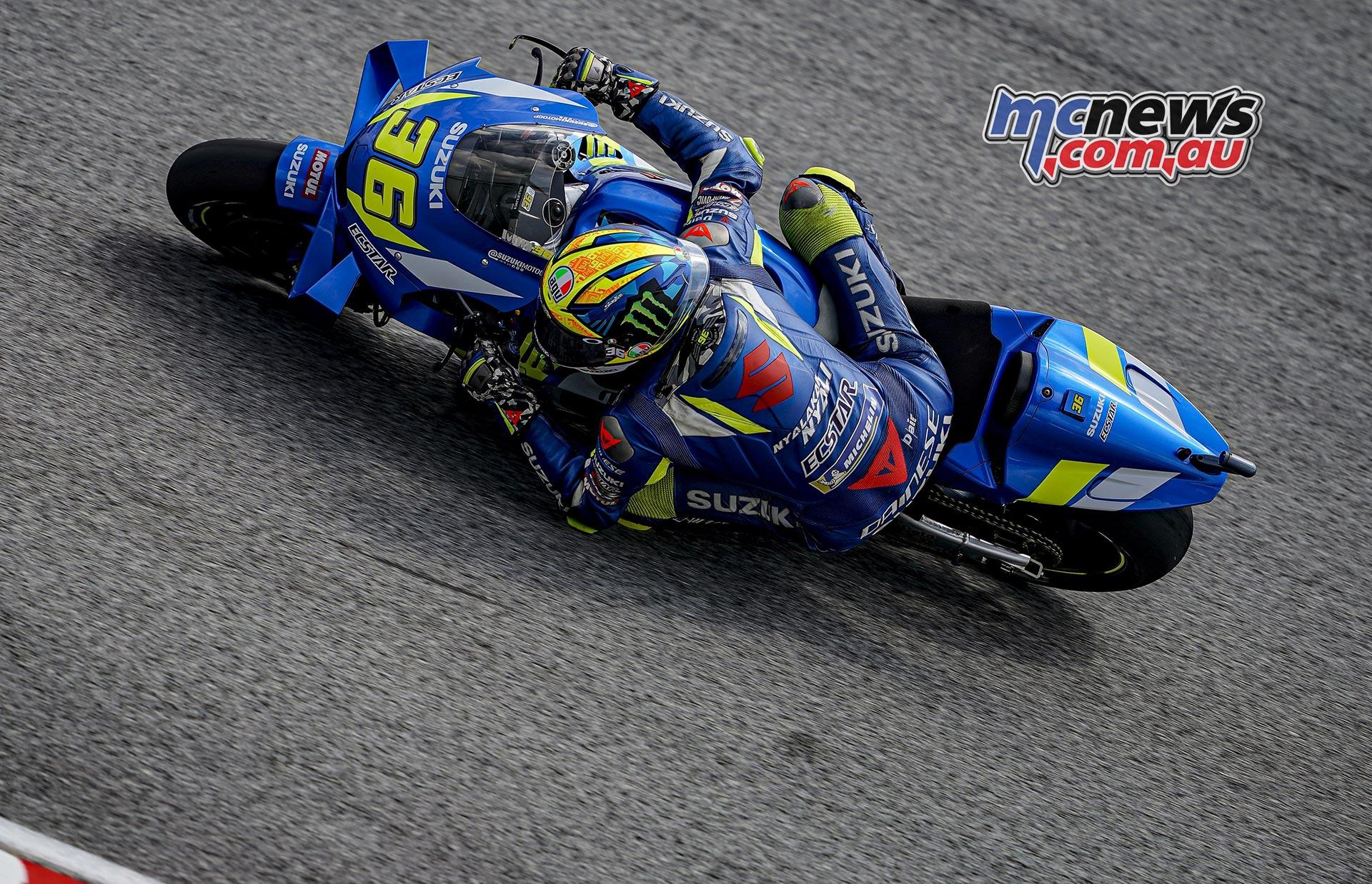 MotoGP Sepang Fri Joan Mir