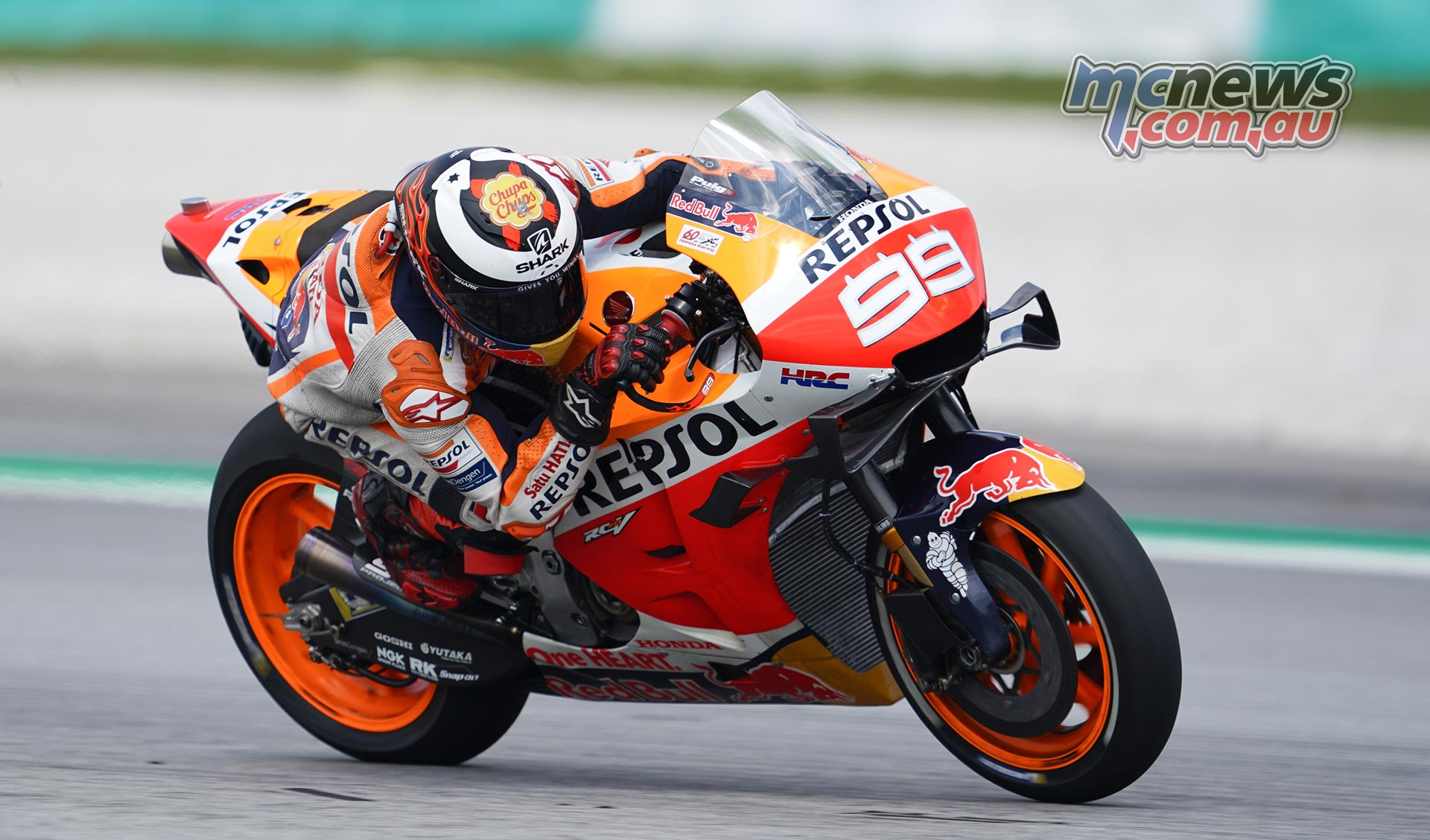 MotoGP Sepang Fri Lorenzo