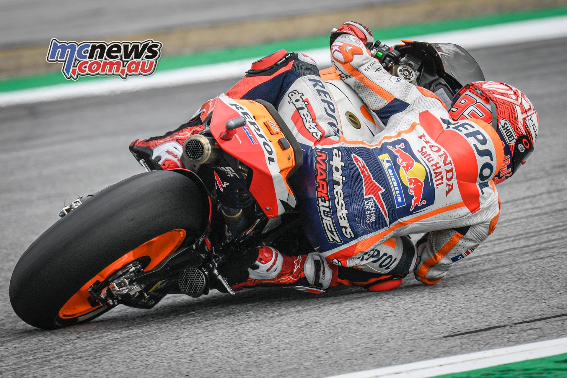 MotoGP Sepang Fri Marquez