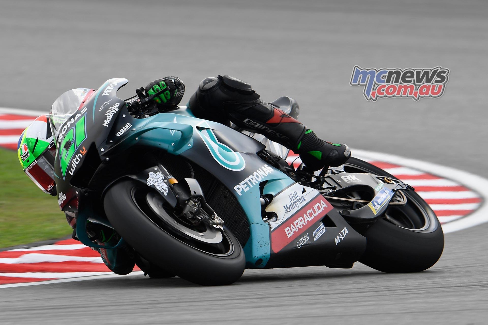 MotoGP Sepang Fri Morbidelli