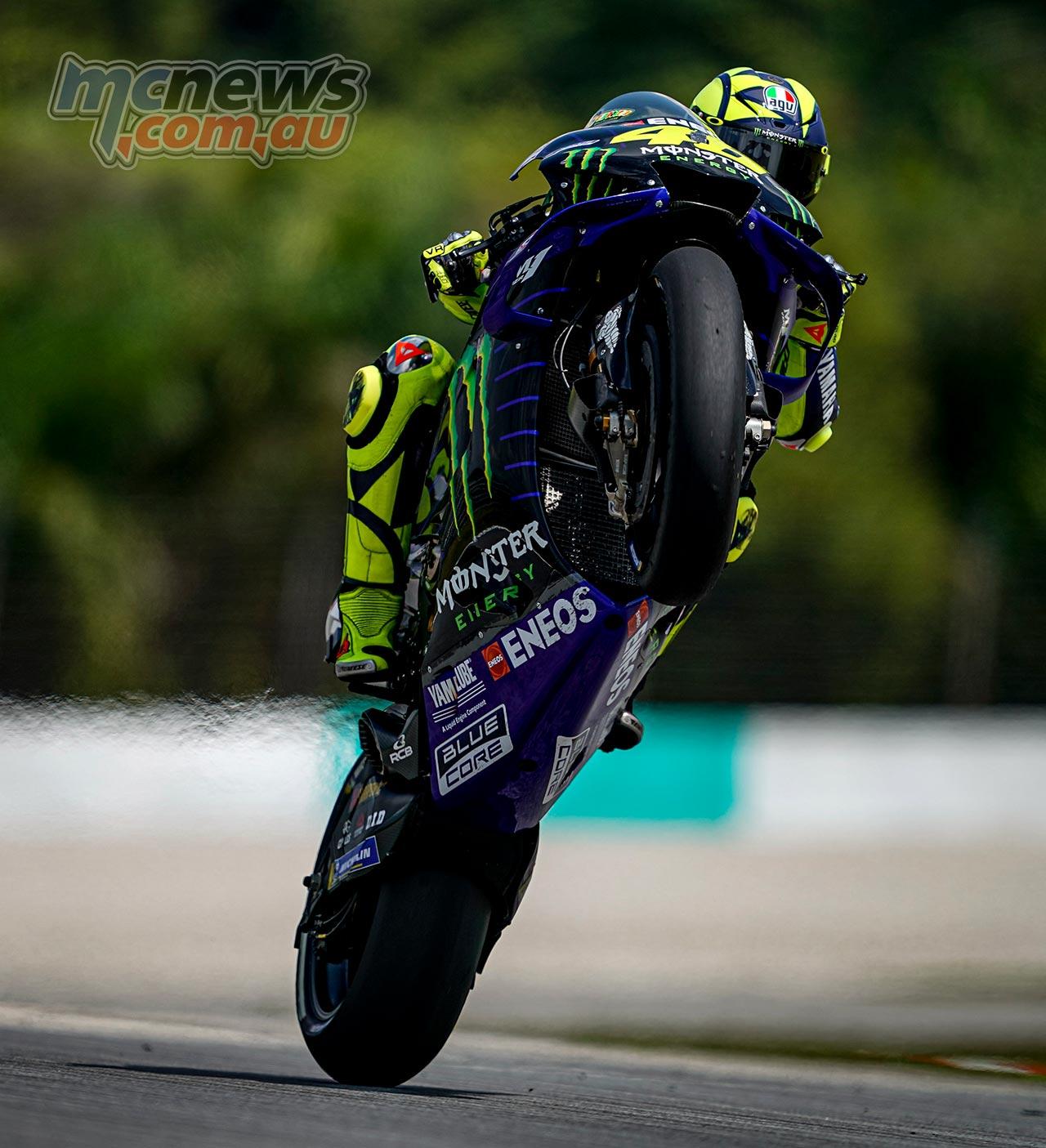 MotoGP Sepang Fri Rossi