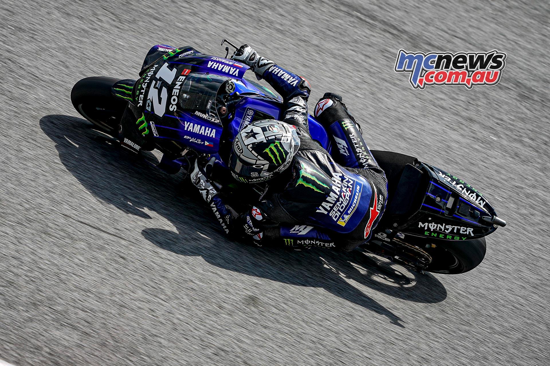 MotoGP Sepang Fri Vinales