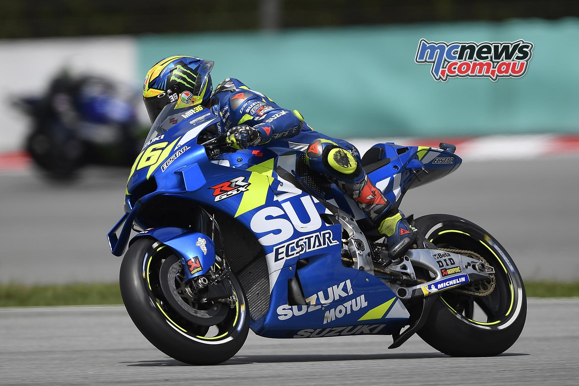 MotoGP Sepang QP Mir