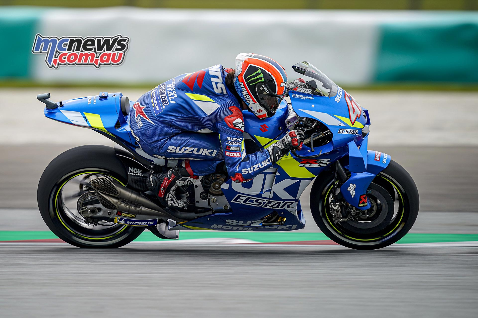 MotoGP Sepang QP Rins